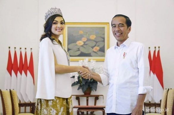 Fakta, Profil dan Foto Jolene Marie Wakil Miss International 2019 Dari Indonesia